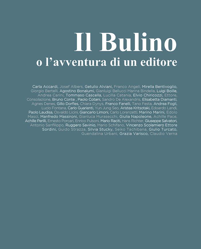 Il Bulino o l'avventura di un editore