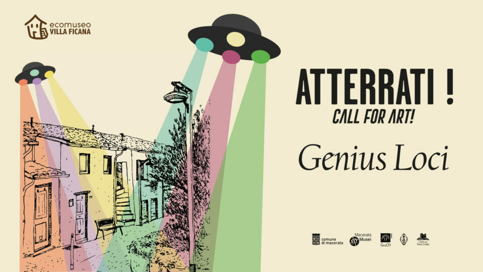 Atterrati! Call For Art - Genius Loci