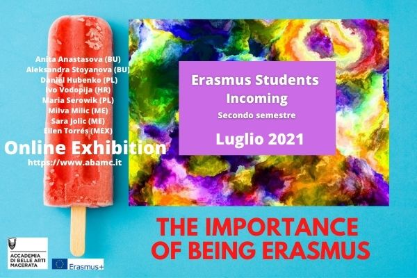 THE IMPORTANCE OF BEING ERASMUS 2