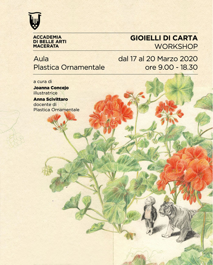 GIOIELLI DI CARTA Workshop