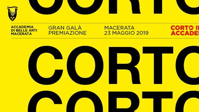 Corto in Accademia 2019
