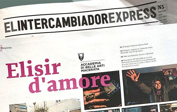 ABAMC in evidenza sulla stampa spagnola