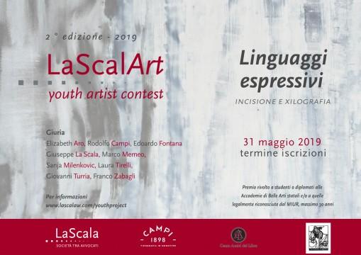LaScalArt - youth artist contest - 2° edizione