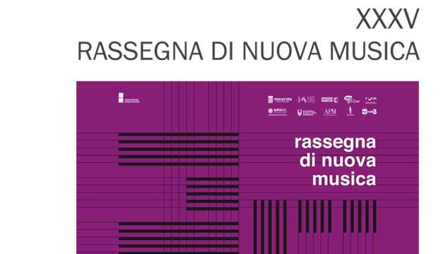 35a Rassegna Nuova Musica