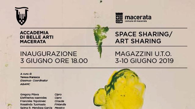 Space Sharing / Art Sharing