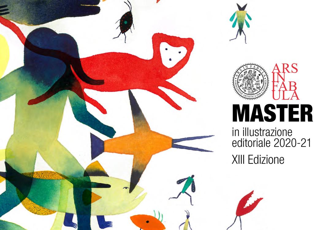 Master di primo livello in illustrazione per l'editoria