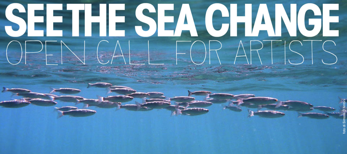 See the Sea Change | OPEN CALL FOR ARTISTS