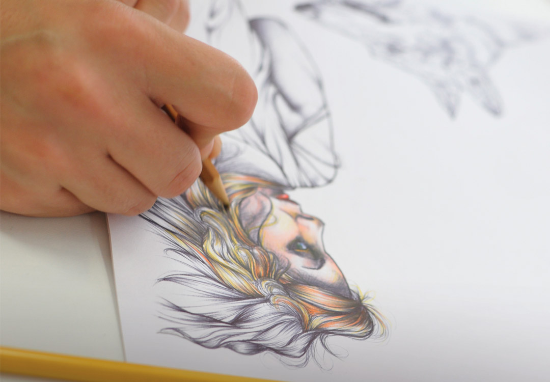 Arte del fumetto e illustrazione